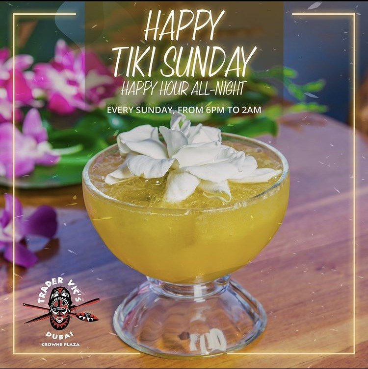 Happy Tiki Sunday